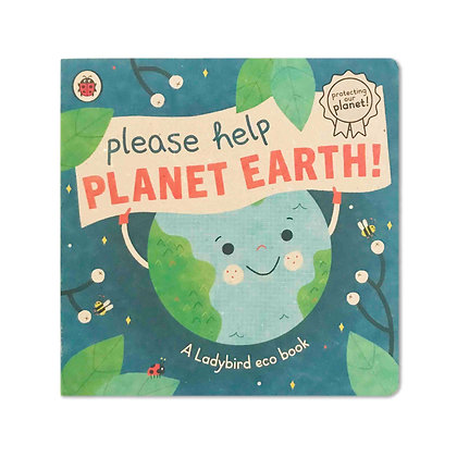 Please Help Planet Earth Eco Book