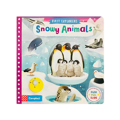 First Explorers: Snowy Animals