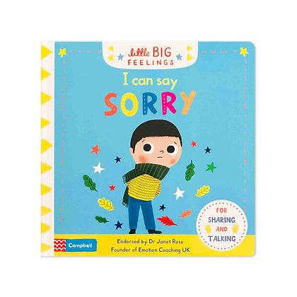 Little Big Feelings: I Can Say Sorry