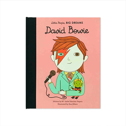 Little People, Big Dreams: David Bowie