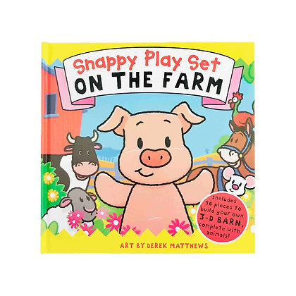 On The Farm: Snappy Play Set