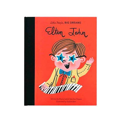 Little People, Big Dreams: Elton John