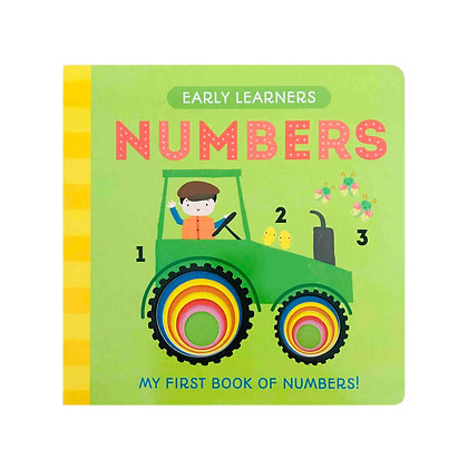 Early Learners Concentrics: Numbers