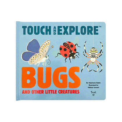 Touch and Explore™: Bugs