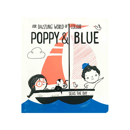 Poppy & Blue: Our Dazzling World of Colour