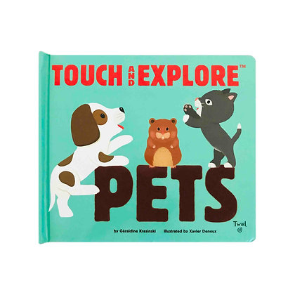 Touch and Explore™: Pets