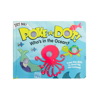 Poke-A-Dot: Who's in the Ocean*