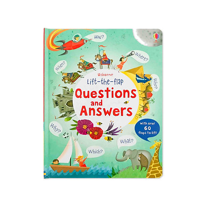 Questions and Answers (Lift-the-Flap)