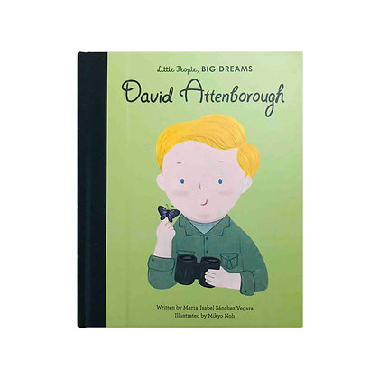 Little People, Big Dreams: David Attenborough