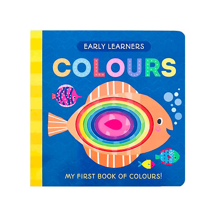Early Learners Concentrics: Colours
