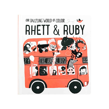 Rhett & Ruby: Our Dazzling World of Colour