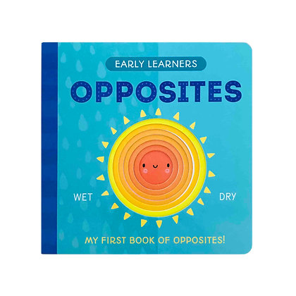 Early Learners Concentrics: Opposites