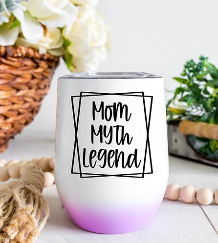 Mom Myth Legend decal download