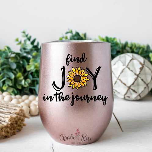 find JOY in the journey decal download