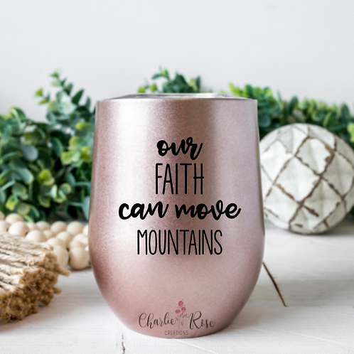 our faith can move mountains (2 designs) decal download