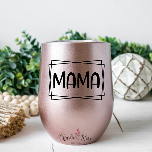 Mama (2 designs) decal download