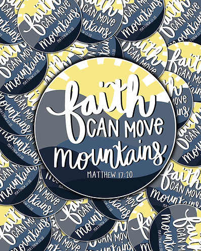 Faith Can Move Mountains Waterslide DOWNLOAD