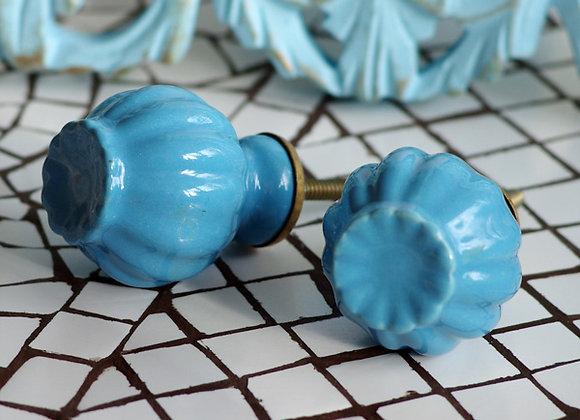 Мебельная ручка POPPY BLUE