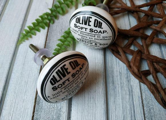 Мебельная ручка OLIVE OIL