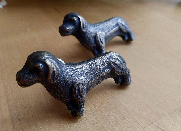 Мебельная ручка IRON DOG