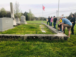 Walking Tour - Cemetery