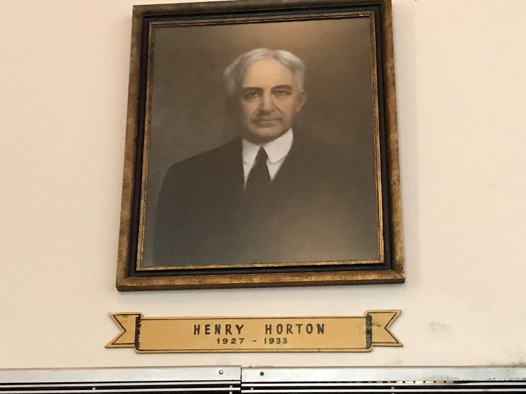 Henry Horton
