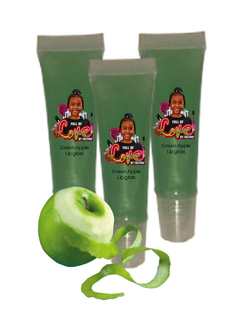 Green Apple Lip Gloss