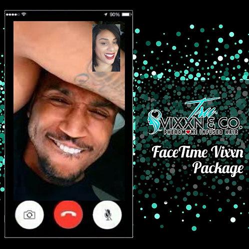 FaceTime Vixxn