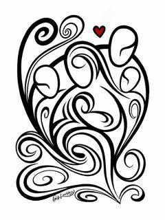 Inner Creations - Digital Drawing
