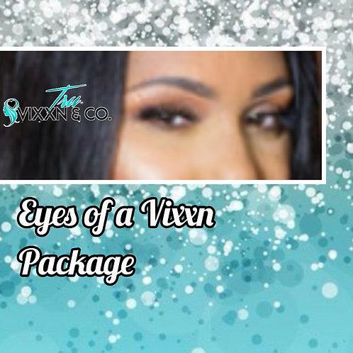 Eyes of a Vixxn