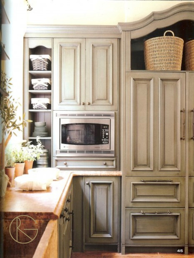 Kitchen Detail, Cover Story Worthy