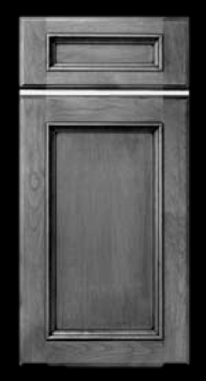 Small Applied Molding Door Style