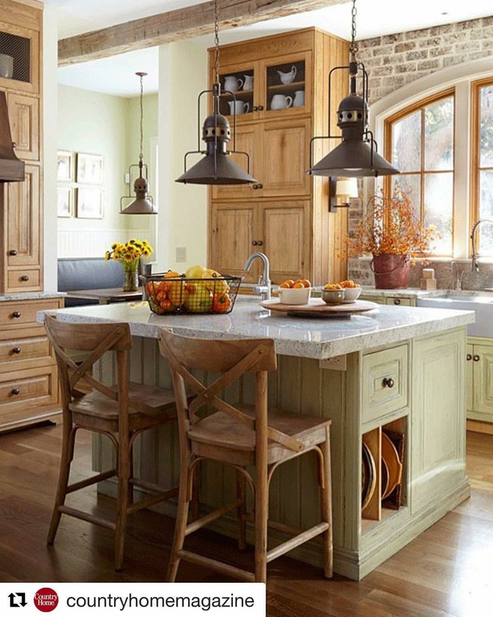 A welcome home kitchen