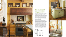 "Better Homes and Gardens ""The Storage Issue"" Kitchen + Bath Winter 2014"