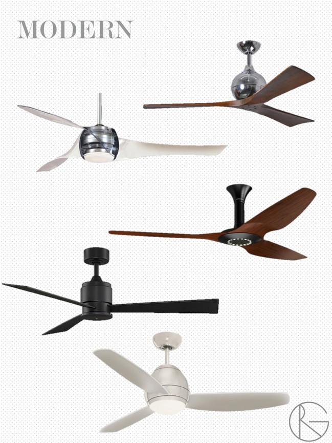 Design Diary: Ceiling Fans