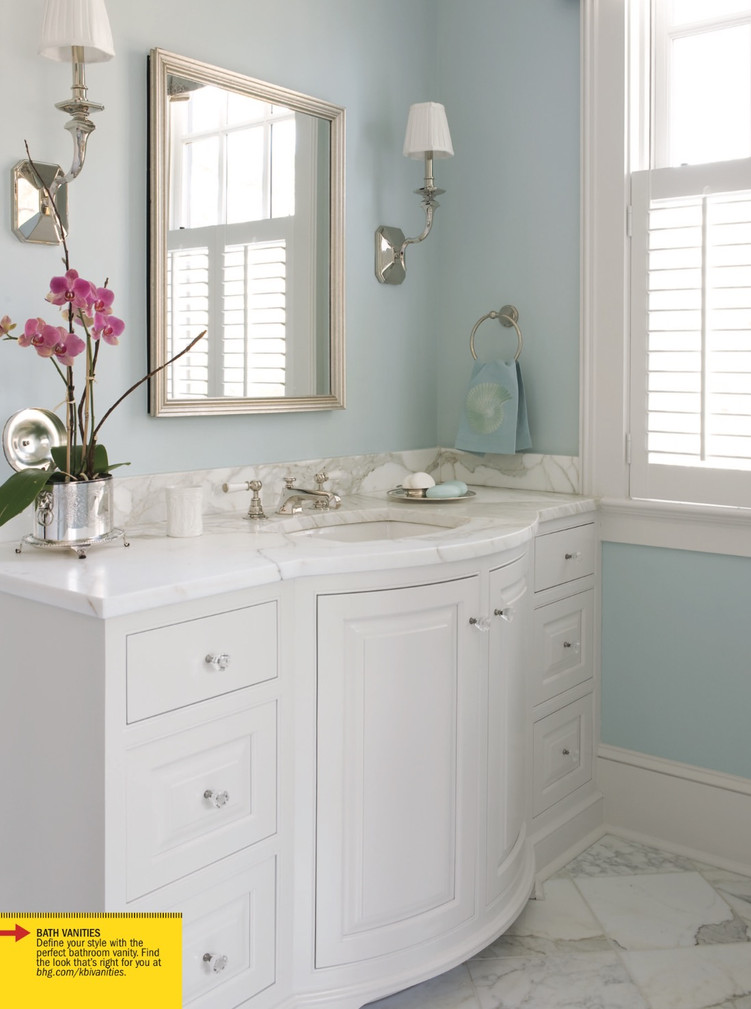 Elegance and Tranquility  A Master Bath with Timeless Detail