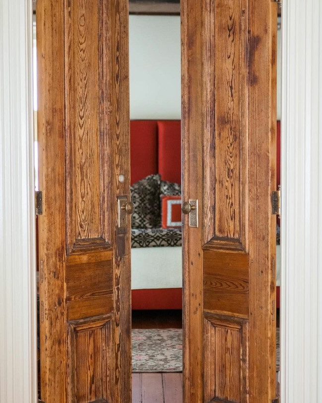 Obsessed-Reclaimed Pine Doors