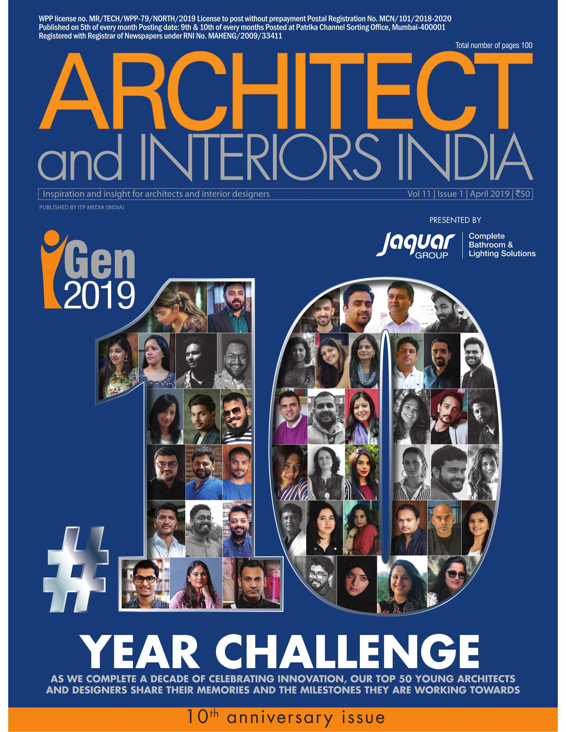Architect and Interiors India