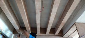 Flying Ceiling Beams