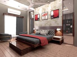 Parent's Bed Room