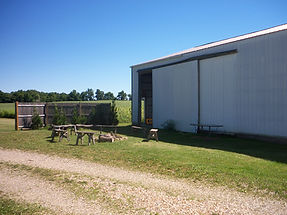 barn rental for party and event