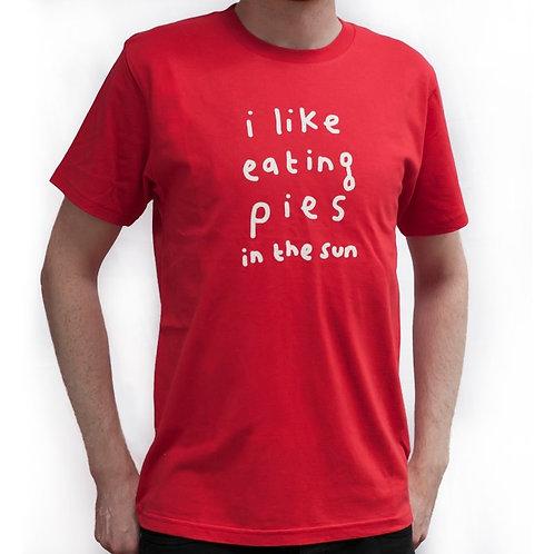 Mr Scruff 'Pies in the Sun' T-Shirt