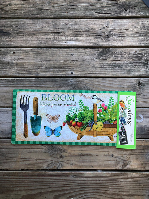 Bloom Porch Mat Insert