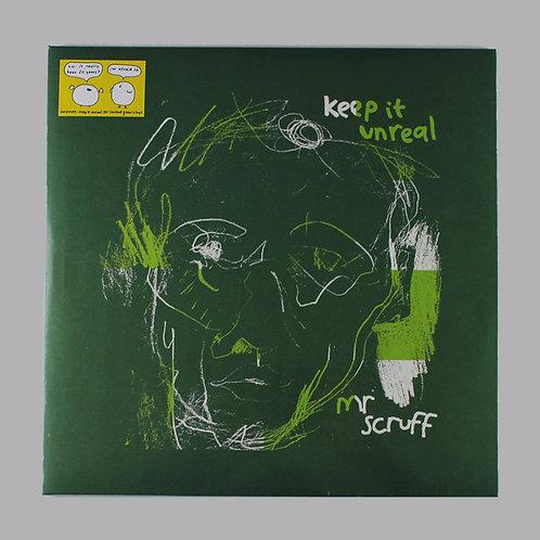 Mr. Scruff - Keep It Unreal 20 - Signed 2LP - Green Vinyl