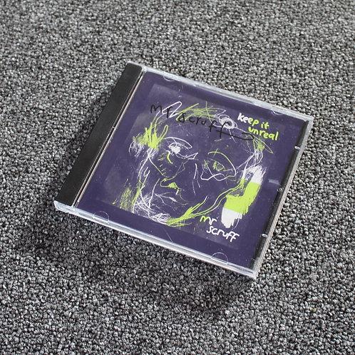 Mr Scruff - Keep It Unreal - Signed CD