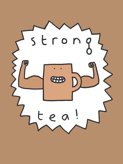 "Mr Scruff ""Strong Tea/Brown"""