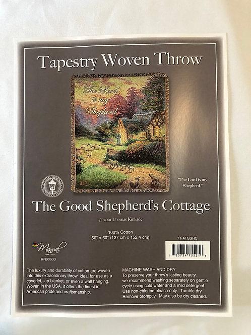 Good Shepherd Throw