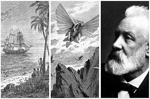 Chasse au tresor Jules Verne trois image