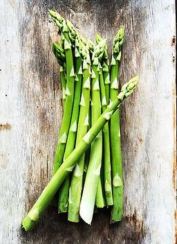 Lokale asparges