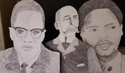 Malcolm X, Bryce and Biko
